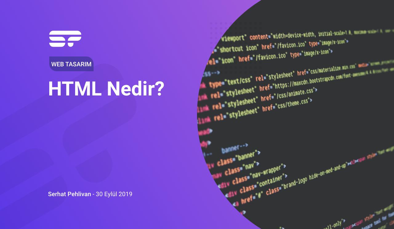 html_nedir
