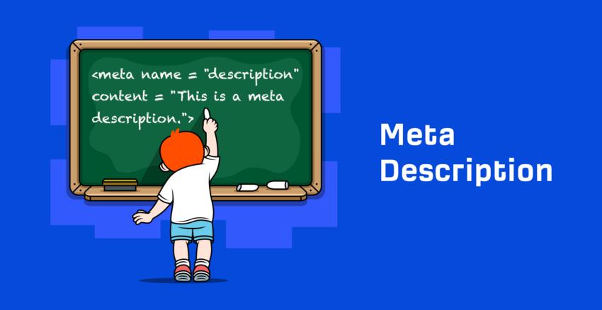 meta açıklaması nasıl yazılır